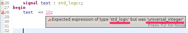 Type time type validation