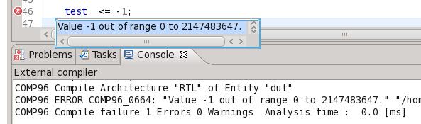 External compiler