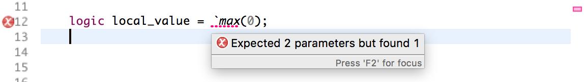 Preprocessor error